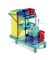 GREEN 150 - TROLLEY - BLUE STRUCTURE