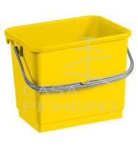 4 LT BUCKET - YELLOW COLOUR
